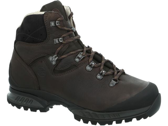 Hanwag Lhasa II Shoes Herren chestnut/asphalt